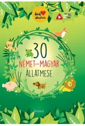 30 német-magyar állatmese (új kiadás)