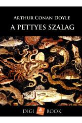A pettyes szalag (e-könyv)
