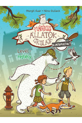 Mágikus állatok iskolája - Kinyomoztuk! 1. /Levélrejtély