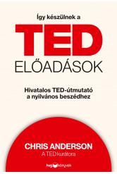 Így készülnek a TED-előadások (e-könyv)