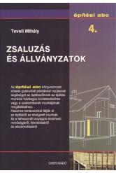ZSALUZÁS ÉS ÁLLVÁNYZATOK /ÉPÍTÉSI ABC 4.