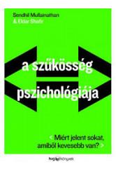 A szűkösség pszichológiája (e-könyv)