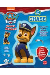 Mancs Őrjárat: Itt jön Chase! - Összerakható Chase figurával!