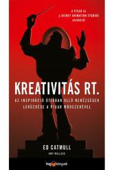 Kreativitás Rt. (e-könyv)