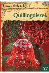 Quillingdíszek /színes ötletek 127.