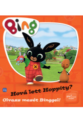 Bing: Hová lett Hoppity? - Olvass mesét Binggel!