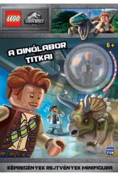 LEGO Jurassic World: A dínólabor titkai - Ajándék dr. Wu minifigurával