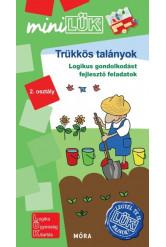 Trükkös talányok - Legyél te is LÜK bajnok logikai gondolkodást fejlesztő feladatok 2. osztály /MiniLÜK