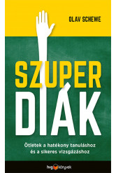 Szuperdiák - Ötletek a hatékony tanuláshoz és a sikeres vizsgázáshoz (e-könyv)