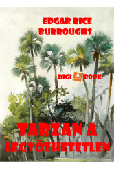 Tarzan a legyőzhetetlen (e-könyv)