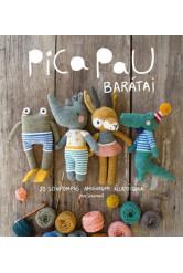 Pica Pau barátai - 20 színpompás amigurumi állatfigura