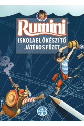 Rumini - Játékos iskolaelőkészítő füzet (új kiadás)