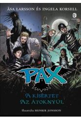 A kísértet, Az átoknyúl - PAX-sorozat 3-4.