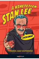A hihetetlen Stan Lee (e-könyv)