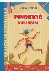 Pinokkió kalandjai /Klasszikusok fiataloknak