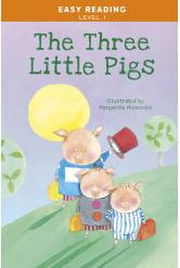 Easy Reading: Level 1 - Three Little Pigs