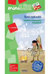 Szó-rakodó - játékos anyanyelvi feladatok - Legyél te is LÜK bajnok 3. osztály - MiniLÜK