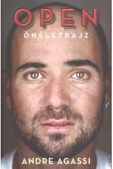 Open - Andre Agassi önéletrajz /Puha