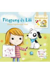Pitypang és Lili - Kutyás foglalkoztató füzet /80 matricával (új kiadás)