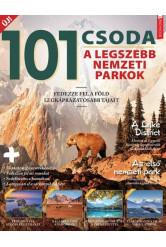 101 Csoda - A legszebb nemzeti parkok - Füles Bookazine
