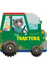 Gördülő könyvek - Tibi traktora