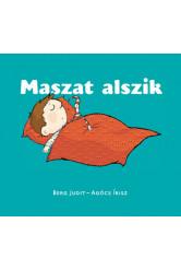 Maszat alszik (új kiadás)