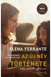 Az új név története - Nápolyi regények 2. (filmes borító)(új kiadás)