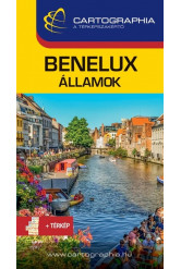 Benelux államok útikönyv (új kiadás)