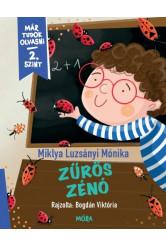 Zűrös Zénó - Már tudok olvasni - 2. szint