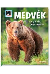 Medvék – Grizzly, panda, jegesmedve  Mi MICSODA