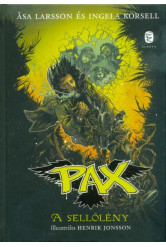 A sellőlény /Pax-sorozat 6.
