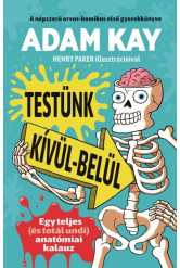 Testünk kívül-belül - Egy teljes (és totál undi) anatómiai kalauz