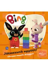Bing - Játsszunk együtt! - Olvass mesét Binggel! - Olvass mesét Binggel!