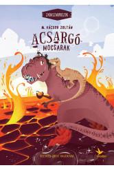 Acsargó-mocsarak - Zabaszauruszok 3. (új kiadás)