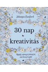 30 nap kreativitás