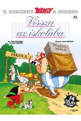 Vissza az iskolába - Asterix 32.