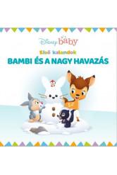 Disney Baby - Bambi és a nagy havazás - Első kalandok - Első kalandok
