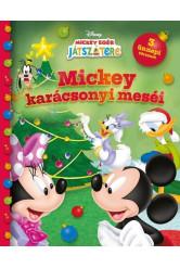 Disney - Mickey karácsonyi meséi