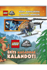 LEGO Jurassic World - Építs magadnak kalandot!