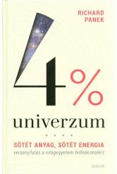 4% univerzum /Sötét anyag, sötét energia - Versenyfutás a világegyetem felfedezéséért (2. kiadás)