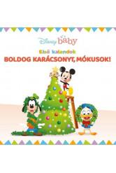 Disney Baby - Boldog karácsonyt, mókusok! - Első kalandok - Első kalandok