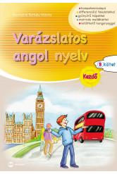 Varázslatos angol nyelv – Kezdő - B kötet