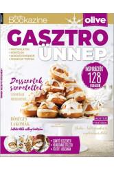 Gasztro Bookazine - Gasztro Ünnep