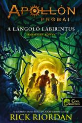 A lángoló Labirintus - Apollón próbái 3.